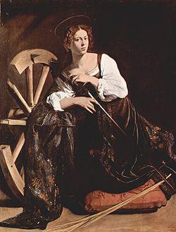 Catherine alexandria