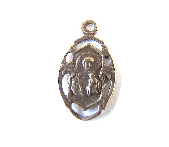 Bronze st joseph medal