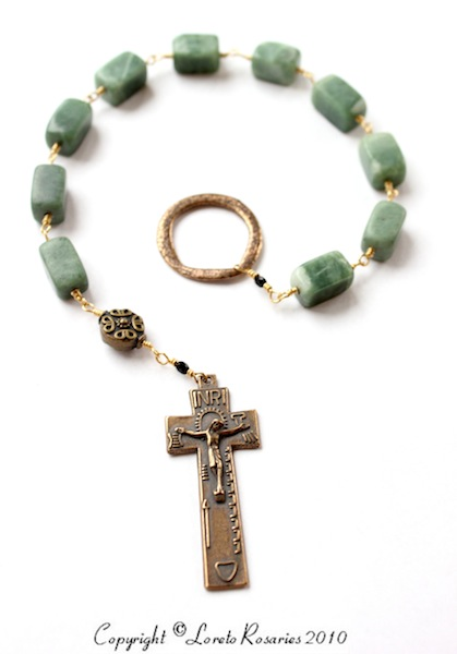 Irish penal rosary