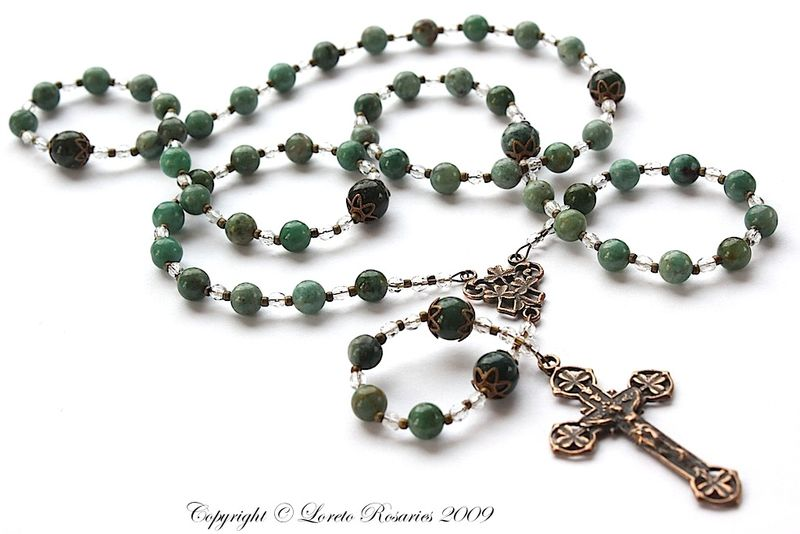 Irish rosary