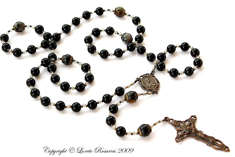 Black onyx rosar