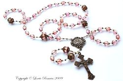 St therese rosary